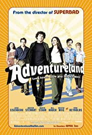 Adventureland (2009) Poster - Movie Forum, Cast, Reviews