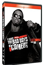 The Bad Boys of Comedy Poster