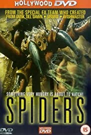 Spiders (2000) Poster - Movie Forum, Cast, Reviews