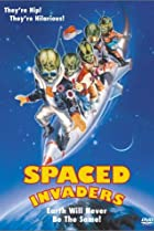 Spaced Invaders (1990) Poster