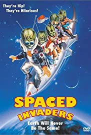 Spaced Invaders Poster