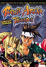 Battle Arena Toshinden (1996) Poster - Movie Forum, Cast, Reviews