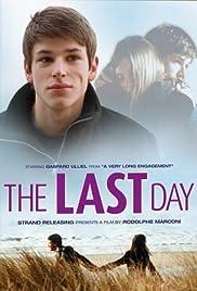 Le dernier jour Poster