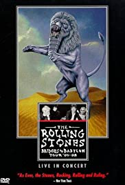 The Rolling Stones: Bridges to Babylon Tour '97-98 Poster