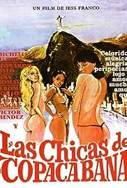 Les filles de Copacabana Poster