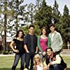 Shailene Woodley, Megan Park, Ken Baumann, Francia Raisa, Greg Finley, and Daren Kagasoff in The Secret Life of the American Teenager (2008)