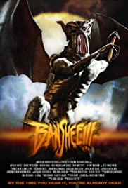 Banshee!!!(2008) Poster - Movie Forum, Cast, Reviews