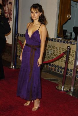 Natalie Portman at Closer (2004)