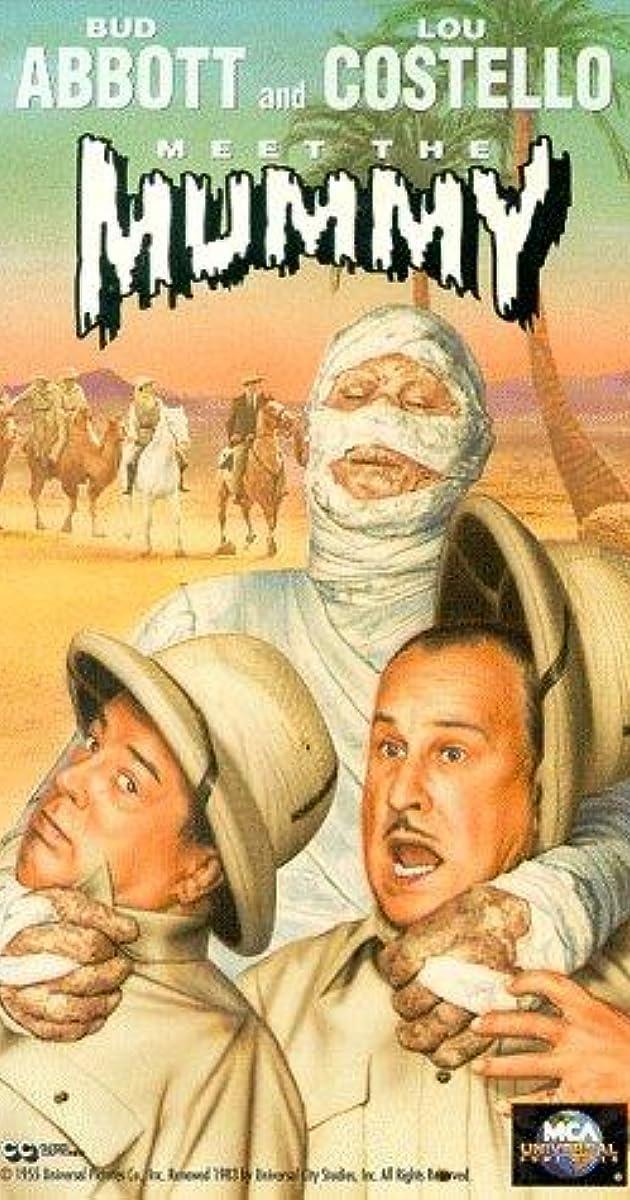 abbott and costello meet the mummy putlocker