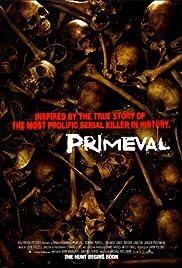 Primeval Poster