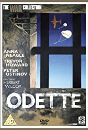 Odette (1950) Poster - Movie Forum, Cast, Reviews