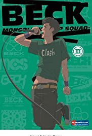 Beck: Mongolian Chop Squad Poster - TV Show Forum, Cast, Reviews