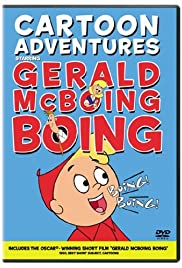 Gerald McBoing! Boing! on Planet Moo Poster