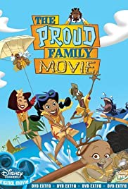 The Proud Family Movie (2005) Poster - Movie Forum, Cast, Reviews