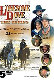 Lonesome Dove: The Series Poster - TV Show Forum, Cast, Reviews