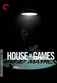 House of Games Poster