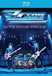 ZZ Top: Live from Texas Poster