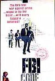 FBI Code 98 Poster