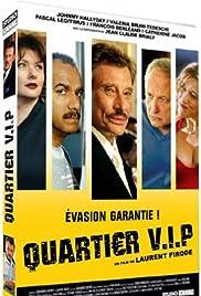 Quartier V.I.P. Poster
