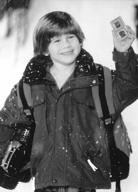 Alex D. Linz in Home Alone 3 (1997)