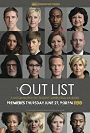 The Out List Poster