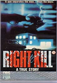 Right to Kill? (1985) Poster - Movie Forum, Cast, Reviews