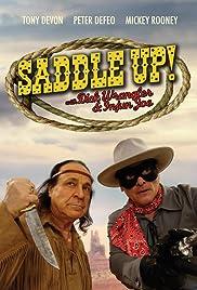 Saddle Up with Dick Wrangler & Injun Joe Poster