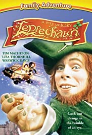 A Very Unlucky Leprechaun (1998) Poster - Movie Forum, Cast, Reviews