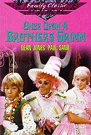 Once Upon a Brothers Grimm Poster