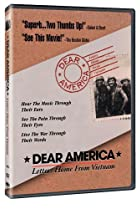 Image of Dear America: Letters Home from Vietnam
