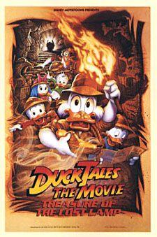 DuckTales the Movie: Treasure of the Lost Lamp (1990) Download on Vidmate