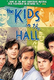 The Kids in the Hall Poster