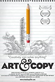 Art & Copy (2009) Poster - Movie Forum, Cast, Reviews