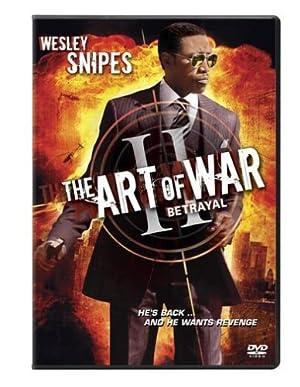 The Art of War II: Betrayal poster