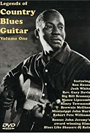 Legends of Country Blues Guitar Poster