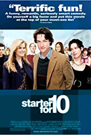 Starter for 10 (2006) Poster - Movie Forum, Cast, Reviews