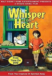 Whisper of the Heart Poster