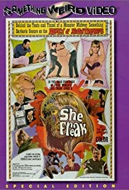 She Freak Poster