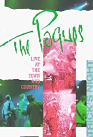 The Pogues: Live at the Town and Country Poster