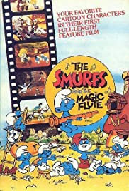 The Smurfs and the Magic Flute Poster
