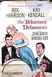 The Reluctant Debutante (1958) Poster - Movie Forum, Cast, Reviews