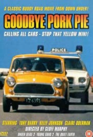 Goodbye Pork Pie Poster