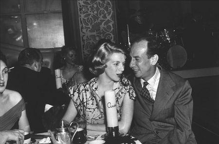 Ciro's Nightclub Rosemary Clooney & Jose Ferrer c. 1955