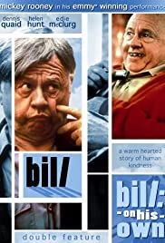 Bill (1981) Poster - Movie Forum, Cast, Reviews