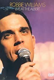 One Night with Robbie Williams (2001) Poster - TV Show Forum, Cast, Reviews