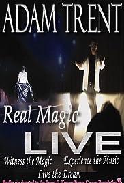 Real Magic Live Poster