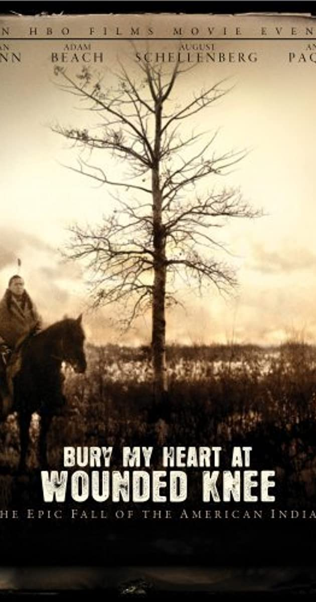 bury my heart at wounded knee tv movie imdb
