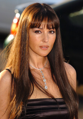 Monica Bellucci at The Brothers Grimm (2005)
