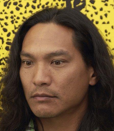 Jason Scott Lee at Nomad: The Warrior (2005)