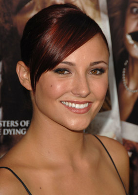 Briana Evigan at an event for Sorority Row (2009)